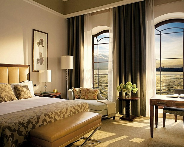 Accomodation hotels 4 seasons for Decor hotel istanbul